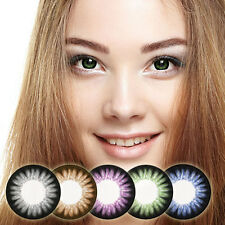 Madonna Farbige Kontaktlinsen Colored Contact Lenses Circle Contacts Blue Green