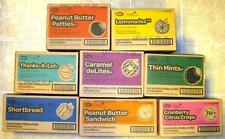 2015 GIRL SCOUT COOKIES 1 CASE CHOICE OF 12 BOXES OR MIX 'N' MATCH FRESH ARRIVAL