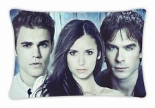 NEW 10 Models The Vampire Diaries Throw Pillow Case Cushion Cover Bedding Pillow
