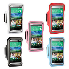 Price Cut Running Sports Gym Armband Case Cover Pouch Holder For HTC ONE M7/M8