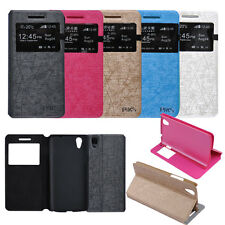Luxury Quick Window View Flip Stand Case Cover For Lenovo VIBE X S960
