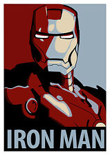 IRON MAN 2 MOVIE POSTER IR01 Giant Large Wall Art Pic Poster A0 A1,A2,A3,A4