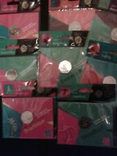 RARE OLYMPIC 50p coins medallion, all new and sealed in Royal Mint hanging bags
