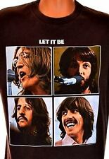 New: THE BEATLES - Let It Be (Muscle Tank Top) Concert T-Shirt :)