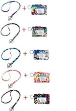 NEW Vera Bradley Zip Id Case and Lanyard (2013/2014 Colors Available)Great gift