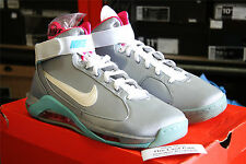 2010 NIKE MARTY MCFLY HYPERMAX SZ 11.5 BACK TO THE FUTURE AIR MAG 2015 HYPERDUNK