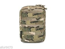 Large MOLLE Utility Pouch chest rigs packs armour carriers Multicam PALS Coyote