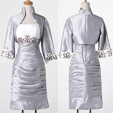 HOT DEAL 50s Mother of the Bride Outfit evening party wedding Guest PENCIL Dress