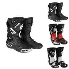 40-45 3 Colors Speed Short Motorcycle Cycling Racing Boots Motorcross Bike Shoes