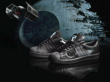 Adidas Originals x Star Wars Superstar Vintage Death Star Shoes Sneakers
