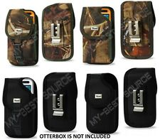 Holster Belt Clip Samsung Galaxy S5/S6 & S6 Edge To Fit With Otterbox Case New