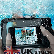 UK Clear Armband Snow/Waterproof Underwater Dry Pouch Case Bag For iPhone 6 6+