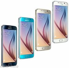 Samsung Galaxy S6 Duos SM-G9200 (FACTORY UNLOCKED) Dual Sim - Black/White/Gold