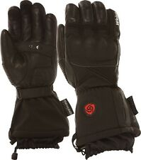 WEISE MONTANA ELEMENT LITHIUM-ION RECHARGABLE HEATED MOTORBIKE GLOVES RRP£199.99