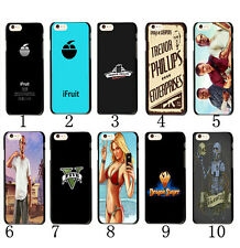 GRAND THEFT AUTO V LOS SANTOS GTA V CASE COVER FOR iPHONE 6 PLUS VIDEO GAME