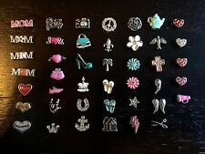 Authentic New and Retired Origami Owl Charms