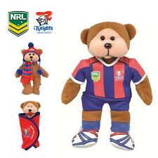 Beanie Kids The Newcastle Knights 20cm Plush Bear