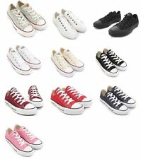 Mens Womens Brand New Converse Shoes All Star LOW Sneaker Trainers 10 Colours 5