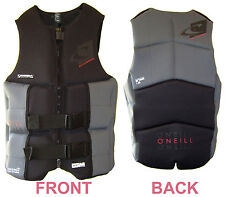 O'Neill Assault LS Mens Neoprene Life Vest 2015