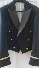 RAF Officers Mess Kit, No 5 Uniform Dress, Royal Air Force, Silk Lined, Rank