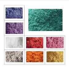 8 Colors Soap Colorant Do It Yourself Natural Mineral Mica Powder Soap Dye 50g