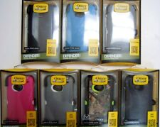 New OEM OtterBox HTC One M7 / M8 Defender Series Cover Case+Holster Belt Clip