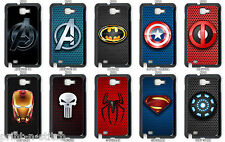 Marvel / DC / Avengers / Heroes Phone Case, Samsung Galaxy Note, 2, 3, 4