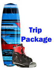 Liquid Force Trip Wakeboard with Index boot package