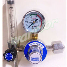 G5/8 Argon Regulator AR Reduced Pressure Gas Flowmeter for Tig Welding Machine