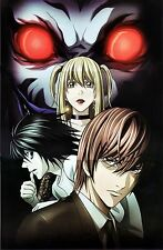 Death Note Home Decor Canvas Print, choose your size.