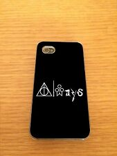 ALWAYS  Phone Hard Case Cover Fits Iphone - 4,4s,5,5s,5c,6,6+ Harry Potter