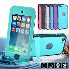 Waterproof Case For Apple iPod Touch 5 5th Generation Shockproof HIGH QUALITY