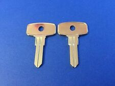 2 Snap-On Toolbox Lock Keys Code Cut Y251 thru Y300 Snap On Toolbox Locks Key