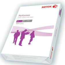 Xerox Performer A4 Paper  80gsm ( 210mm x 297mm) 500-100000 Sheets Available
