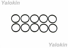 Replacement O-Rings Set for RDA, RBA, Drip Tips, APVs and Mods - 10 pcs