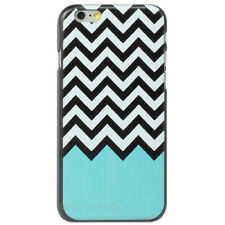 NEW Green White Chevron Hard Case for Apple iPhone 4 4S 5 5S 5C 6 6+ plus Cover