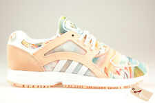 ADIDAS ZX RACER LITE W Rose Baskets Femme PINK Flux Woman Sneakers B25886 taille