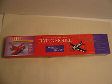 Dumas Aircraft.. walnut scale.. Staggerwing # 214..balsa flying model kit.