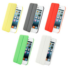 Flip Leather Ultra Thin Slim Cover Magnetic Case Stand For Apple iPhone 5C
