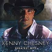 KENNY CHESNEY CD - GREATEST HITS (2000) - NEW UNOPENED - COUNTRY
