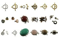 Multi-Color Brass Magnetic/Clasps/Hooks/Connectors/Tibetan Finding/Hook-and-Eye