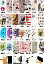 Luxury Flip Wallet Card Leather Case Cover For NOKIA series 430 530 640 730 830