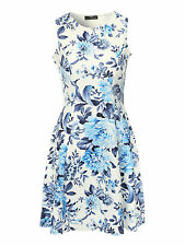 Jane Norman - Womens Drop Hem Floral Dress Summer Occasion Ladies