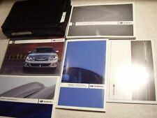 2009 Subaru Legacy Outback Owners Manual Excellent! Free Shipping 8871-17