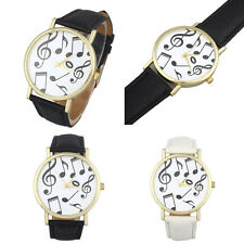2015 Mens Womens Watches Unisex Casual Leather Band Analog Quartz Wrist Watch
