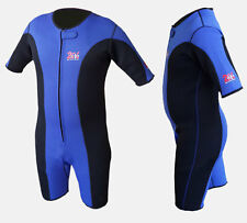 2Fit Neoprene Sauna Sweat Suit Slimming Weight Loss Shorts Boxing MMA UFC Gym