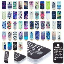 Paint Thin TPU Silicone Rubber Protective Case Cover Skin For Samsung Galaxy