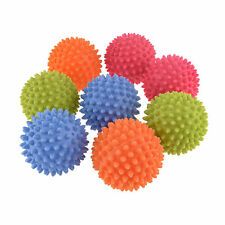 2 Dryer Ball Washing Laundry Useful Soften Cloth Drying Fabric Softener 4 Colors