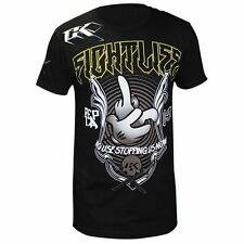 NEW  !!!  Contract Killer  Black T Shirt  CANT STOP  Made in the USA