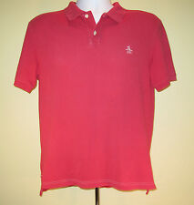 Penguin by Munsingwear, Red Golf/Polo Style - Men's Small